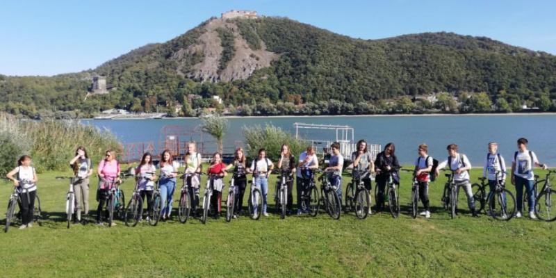 Kerékpártúra a Dunakanyarban