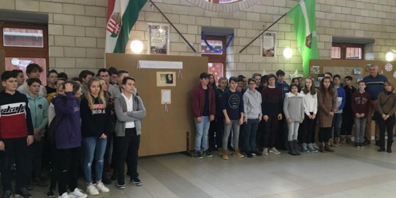 A magyar kultúra napja - megemlékezés