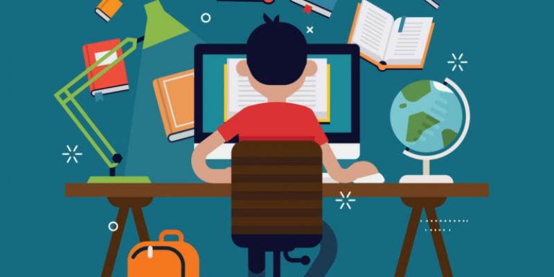 Elindult a tantermen kívüli digitális oktatás